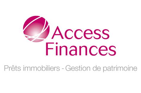 Création du logo - Access Finances